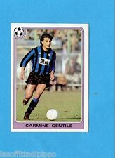 PANINI SUPERCALCIO 1985/86 -Figurina n.92- CARMINE GENTILE - NEW