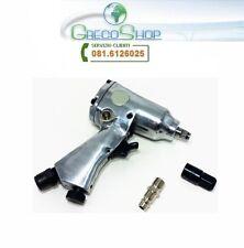 """Avvitatore reversibile ad aria compressa/pneumatico/ad impulsi 3/8"""" - 1/4"""" - Mod"""