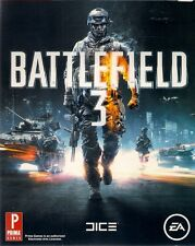 Prima BATTLEFIELD 3 OFFICIAL GAME GUIDE (2011)