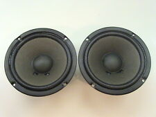 "Pioneer 6.5"" 8 OHM 120 Watt SPEAKER WOOFER PAIR"