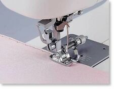 Blind Hem Sewing Machine Presser Foot,Fits All Low Shank snap-on sewing machine