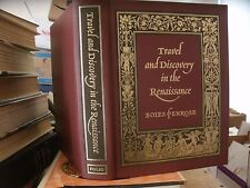 Folio Society: Travel and Discovery in the Renaissance, Boies Penrose illustrate
