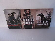 HELL ON WHEELS - SAISON 1 à 3 (9 DVD)
