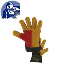Welding Equipment Panther Canadian Rigger Glove P3805 pigskin and cotton