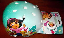 Dora Pets Nickelodeon Dora the Explorer Bicycle Helmet Pack Ages 5+ - New!