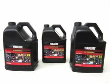 Yamalube 2S 2-S 2-Stroke Engine Oil OEM Yamaha 3 Gallons ATV Motorcycle Scooter
