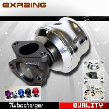 EMUSA universal type-2 external 38MM turbo wastegate bypass exhaust +SPRING PSI