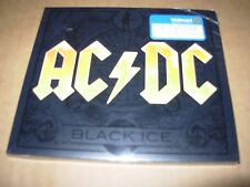 AC/Dc black ice ( rock ) 1 cd SEALED NEW - LTD yellow cover -