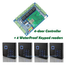 Ethernet TCP IP Network Access Control Board Panel Controller Key RFID Readers