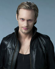 True Blood Eric Northman Cool Leather 10x8 Photo