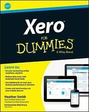 Xero For Dummies (For Dummies (Business & Personal Finance))-ExLibrary