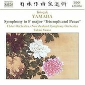 Yamada (1886-1965) - Symphony in F major 'Triumph and Peace'; Symphonic poems