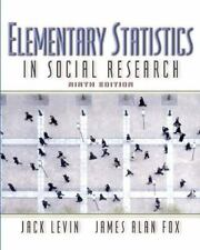 Elementary Statistics in Social Research (9th Edition)