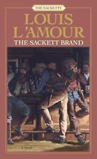 Sacketts Ser.: The Sackett Brand 12 by Louis L'Amour (1985, Paperback)