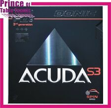 Donic Acuda S3 Table tennis Pimples in Rubber