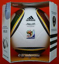 NEW OFFICIAL ADIDAS MATCH BALL JABULANI FIFA WORLD CUP 2010 SOUTH AFRICA SOCCER