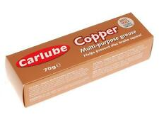 Copper Grease Multi Purpose High Performance Carlube 70g Long Lasting XCG070
