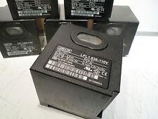 LANDIS and GYR - SIEMENS -- GAS BURNER CONTROL -- LFL1.635 -- 110V 4Amp - Qty