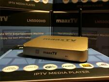 MaaxTV LN5000 HD IPTV  Receiver - Arabic, Greek, Afghan & Turkish Channels 2014