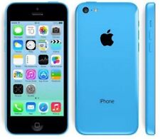 Apple iPhone 5c 16 GB Blau Simlook Frei Top Zustand Händler Garantie