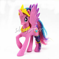 My Little Pony Horse FRIENDSHIP IS Magic Princess Cadence With Crown Figure toys