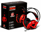 SteelSeries Siberia V2 Headset - MSI Dragon Edition (RED)