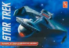 AMT 1/537 STAR TREK TMP The Motion Picture Klingon K'Tinga Battle Cruiser AMT794