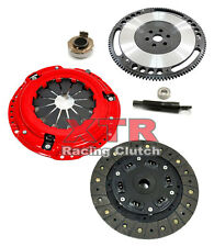 XTR STAGE 2 CLUTCH KIT+FORGED LIGHT FLYWHEEL 92-05 CIVIC 93-97 HONDA DEL SOL