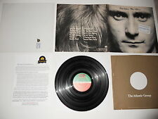 Phil Collins Face Value VG++ 1981 1st PROMO Press TML-M ULTRASONIC CLEAN