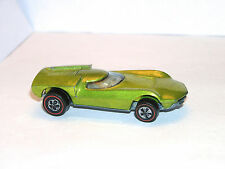 1969 Hot Wheels Redline Turbofire YR2 ANTIFREEZE CONCEPT SHOWS 4 SOME 4 SURE! JH