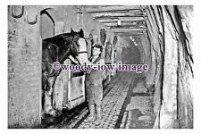pu0258 - Cleveland Iron Mine in 1938 , Yorkshire - photograph