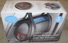 New Sharper Image IONIC BREEZE SI710 Silent Air Purifier Car Vehicle R/V Camping
