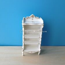 1 Inch Scale Dollhouse Miniature Furniture Handcrafted Diaper Shelving Nursery