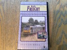 Rail Freight, Railway Enthusiasts Video! Look At My Other Videos!