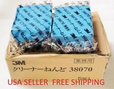 SET OF 2 BLUE BIG CLAY BAR 180 GRAMS 180G BOAT AUTO CAR WASH USA DIRT REMOVER