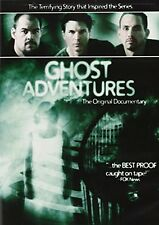 Ghost Adventures Season 1 DVD by Zak Bagans, Nick Groff and Aaron Goodwin