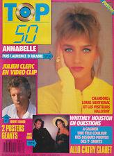 TOP 50 076 (17/8/87) ANNABELLE COCK ROBIN LEONARD