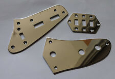 Kit,Chrome Plate for Fender Jaguar,slide switch plate,pot plate