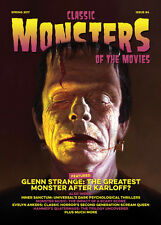 Classic Monsters Magazine Issue 6: Horror Film and Horror Movie Magazine