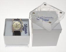 Altanus rev orologio chrono uomo ref.7890 quadrante  plexiglass new I046