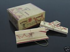 HORNET 110mm King Size 24 Booklets Organic Hemp Tobacco Rolling Papers+Tips #43