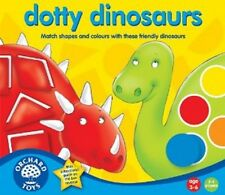 Orchard Toys Educational Games - Dotty Dinosaurs - Brand New *Low Price*