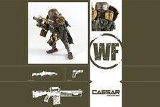 THREEA ASHLEY WOOD WWR CAESAR JUNGLER DBG 1/12 Action Figure