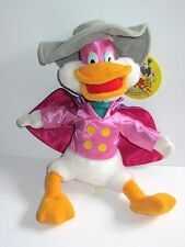 Rare Disney on Ice     Darkwing Duck Soft Toy   New with Tag