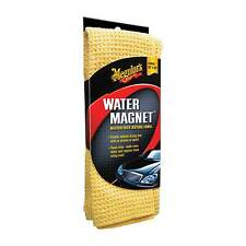 Meguiar's Water Magnet Car Cleaning Drying Towel - Chamois Leather Alternative