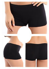 HOT Women Grils Yoga Dancing Sport Shorts Spandex Elastic Pants Safety Underwear