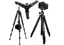 FT-6662A Aluminium Tripod Monopod with Ball Head For DSLR Camera Comcorder