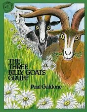 Paul Galdone Classics Ser.: The Three Billy Goats Gruff by Paul Galdone...