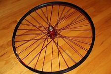 Industry Nine 9 XC ZTR Arch 29er Ano Red Rear Disc Wheel QR Convertable