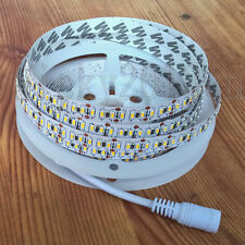 5M LED Flexible Strip Light 3528 2835 3014 5050 5630 7020 Non Waterproof 12v